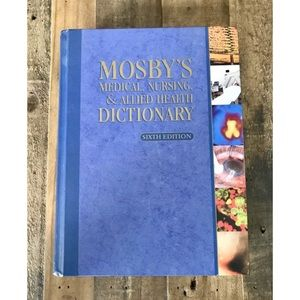 Mosby's Medical, Nursing & Allied Hlth Dictionary